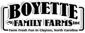 Boyette Family Farms Inc. Logo